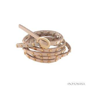 Bracelet wrap étoiles